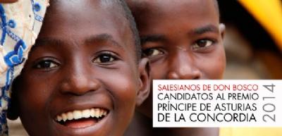 La candidatura de Salesianos al Príncipe de Asturias de la Concordia recibe miles de apoyos