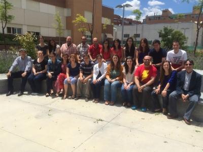 Semana de formación de profesores nuevos en Madrid