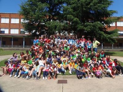 Un verano diferente en León: Campamento Urbano Armunia y Ludobosco