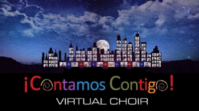 Primer Coro Virtual realizado por centros educativos