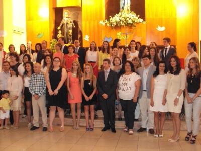 En Puertollano: Vocación y respuesta