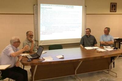 Reunión de la Coordinadora Nacional de ADMA