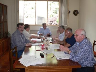 Reunión en Madrid de la Delegación Regional de Salesianos Cooperadores