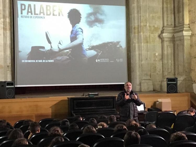 """""""Palabek"""" llega a Salesianos María Auxiliadora de Salamanca"""