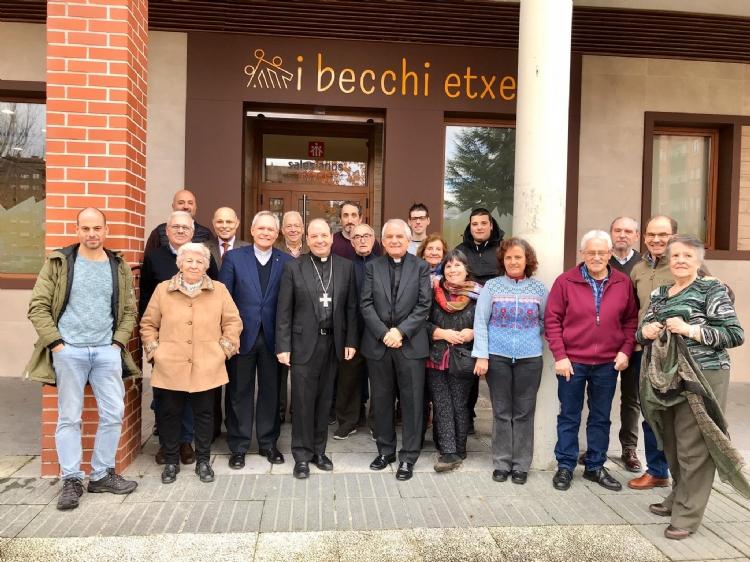 """Inaugurada """"I Becchi Etxea"""" de Salesianos Vitoria Gasteiz"""