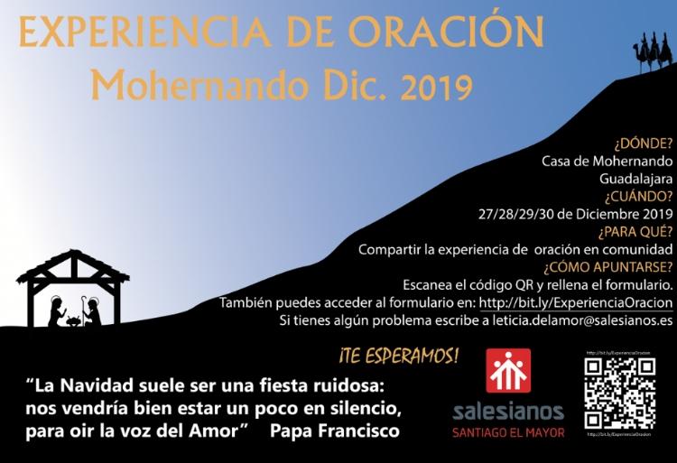 Navidad 2019: Experiencia de oración para jóvenes