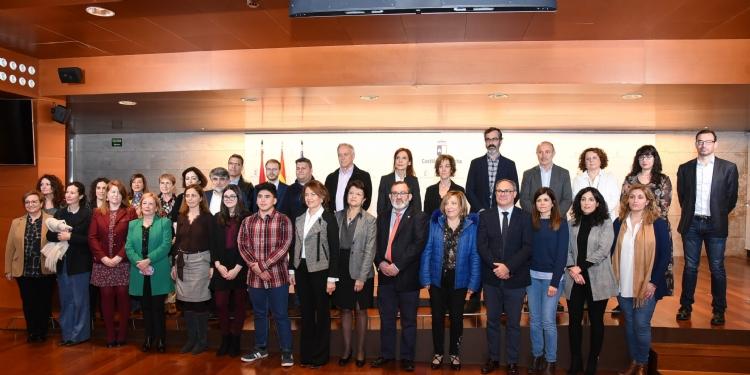 Valdoco en el Consejo Regional de la Infancia y la Familia de CLM