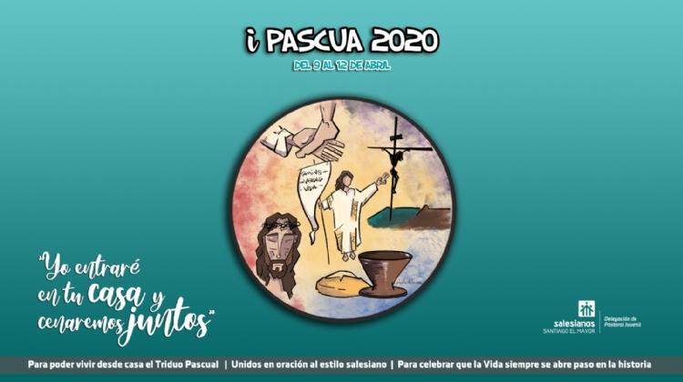"""iPascua: """"En la tranquilidad de nuestras casas, unidos en Jesús"""""""