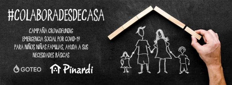 Campaña para las necesidades básicas de infancia y sus familias