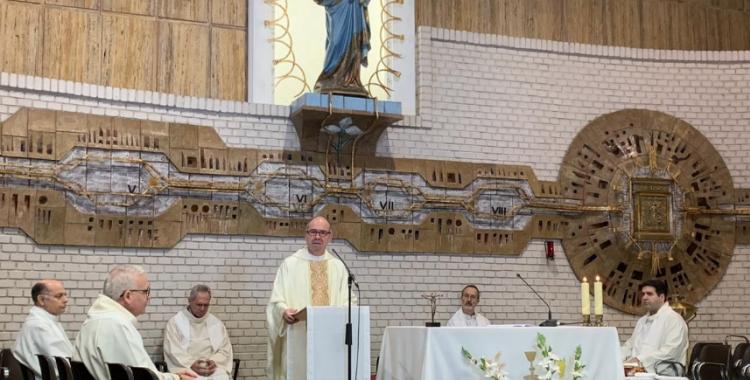Misa en memoria de los 21 salesianos fallecidos