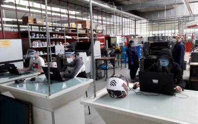 Vuelta a las aulas cumpliendo las medidas sanitarias, en los Centros del País Vasco