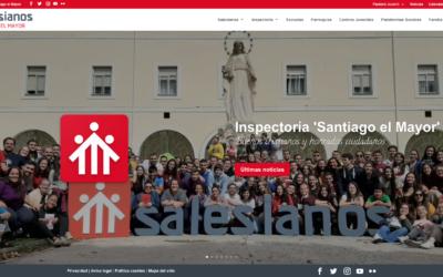 Nueva etapa de la página web salesianos.es