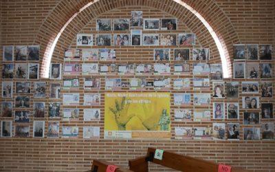 Cerca de 2.000 imágenes en la exposición fotográfica espontánea de Villamuriel de Cerrato