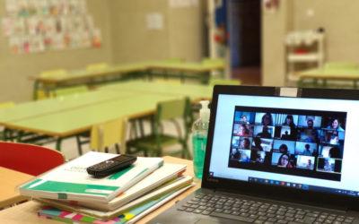 El 24/7 de los docentes, en un tiempo marcado por la creatividad y el acompañamiento