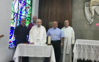 75  y 50 años de Profesión Religiosa en Oviedo