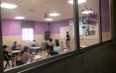 Salesianos Pizarrales acoge el programa para la mejora del éxito educativo