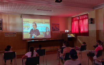 """Encuentro de """"nueva normalidad"""" de los Campamentos Urbanos de Castilla y León"""