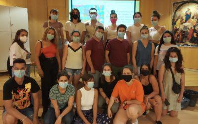 El Centro Xuvenil Abertal, en Vigo, imparte formación de Monitor de Tiempo Libre