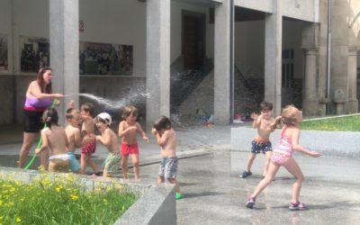 La A.X. Amencer de Ourense hace un balance positivo de las 'Mañanas de verano'