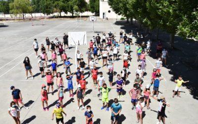Cerca  de 70 participantes en el Verano Urbano del Centro Juvenil BoscoArévalo