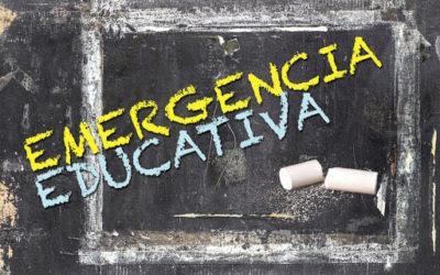 """Reflexiones de Fernando García, inspector de Salesianos SSM: """"Emergencia Educativa"""""""