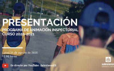 Presentación del Programa de Animación Inspectorial: un marco común para todos