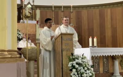"""Profesiones Salesianas: """"Dios sigue llamando y es maravilloso ser salesiano"""""""
