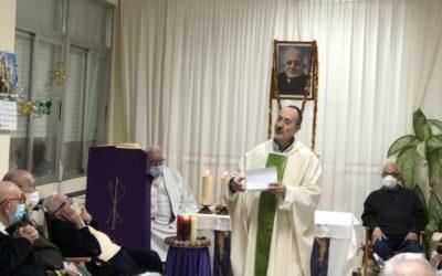 Fiesta del Beato Felipe Rinaldi en Salesianos Arévalo