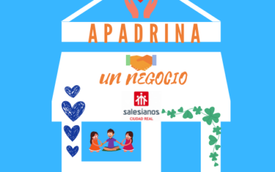 """""""Apadrina un negocio"""", iniciativa de los alumnos de sexto de primaria en Salesianos Ciudad Real"""
