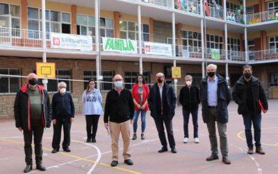 """Visita Inspectorial en Los Boscos-Logroño: """"¡Gracias por educar con corazón salesiano!"""""""