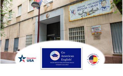 Go! American English for Work, Go Salesianos Ciudad Real