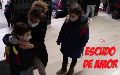 En Salesianos Paseo de Extremadura, de Madrid, están buscando superhéroes