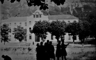 Foto con Historia: Zuazo, de balneario a seminario salesiano