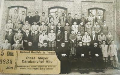 Foto con historia: Mariano, historia de vocación salesiana