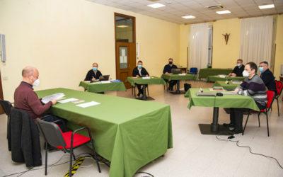Recta final en la formación de inspectores europeos en Roma