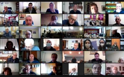 Celebrado en formato online el Encuentro Inspectorial de Consejos Parroquiales Salesianos