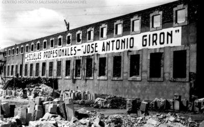 Foto con Historia: Escuelas Profesionales en Zamora
