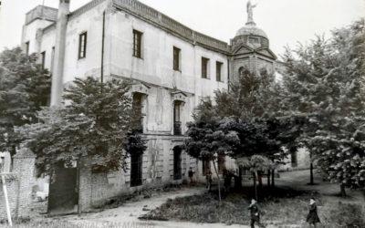 """Foto con Historia: """"El Palacete de Carabanchel"""