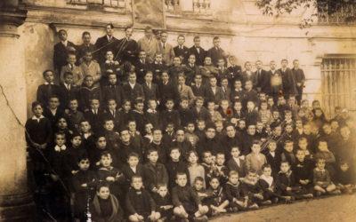 Foto con Historia: Alumnos de Carabanchel