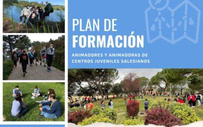 Plan de Formación de Animadores en Salesianos Santiago el Mayor