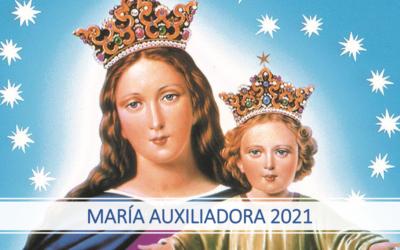 Recuerdos de María Auxiliadora, para conmemorar el mes de mayo