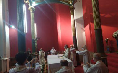 Salesianos se despide de Zamora con una celebración de Acción de Gracias