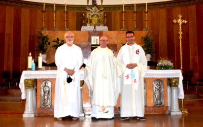 Sergio Huerta Moyano, nuevo director de Salesianos Estrecho en Madrid