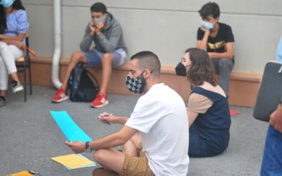 El campamento urbano Barrios en Parla, una oportunidad para la inclusión social