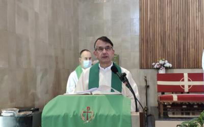 Belarmino Posada, nuevo director del Colegio Masaveu en Oviedo