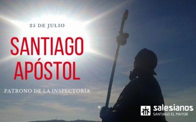 ¡Feliz fiesta de Santiago Apóstol!