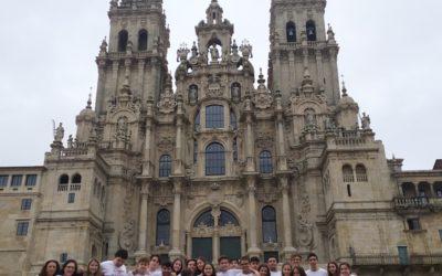 Desde el CJ Pozo Don Gil hasta Santiago de Compostela: ¡Ultreia!