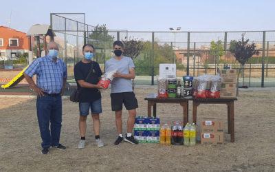 En Mazariego (Palencia) organizan un torneo de Padel solidario