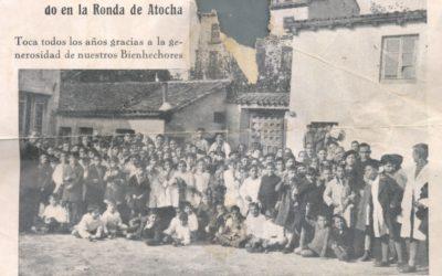 Foto con Historia: Grupo Ronda de Atocha (Madrid)