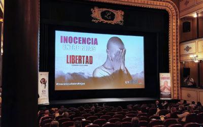 """El documental 'Libertad' conmueve: """"Un relato terrible y a la vez lleno de esperanza"""""""